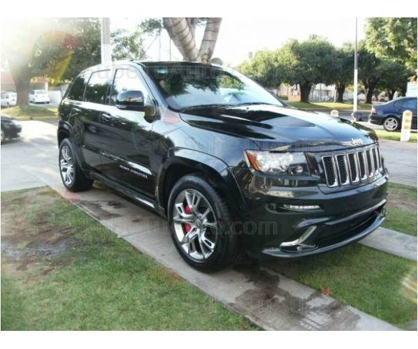 Jeep Cherokee SRT-8