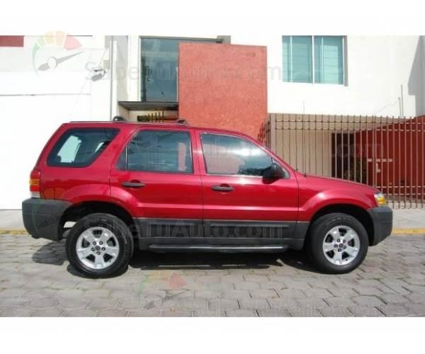 Venta De Camionetas Usadas Ford Escape En Monterrey