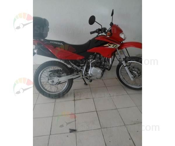 Honda XRS